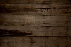 Textura de madeira do entabuamento da parede do celeiro horizontal Madeira velha recuperada Foto de Stock Royalty Free