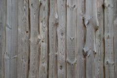 Textura de madeira do fragmento da fachada da parede fotografia de stock