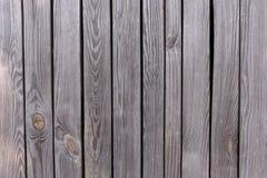 Textura de madeira do fundo de madeira cinzento velho da cerca da parede imagens de stock royalty free