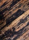 Textura de madeira do fundo da prancha Fotos de Stock