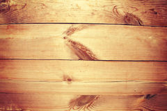 Textura de madeira do fundo das pranchas Imagem de Stock Royalty Free