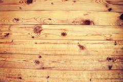 Textura de madeira do fundo das pranchas Foto de Stock