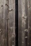 Textura de madeira do fundo do assoalho do celeiro velho Fotografia de Stock Royalty Free