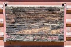 Textura de madeira do fundo do celeiro ocidental velho foto de stock