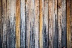 Textura de madeira do fundo Placas idosas Fotos de Stock
