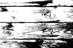 Textura de madeira do grunge Fundo isolado de madeira natural Ilustração do vetor Foto de Stock