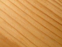 Textura de madeira do pinho cru Fotos de Stock Royalty Free