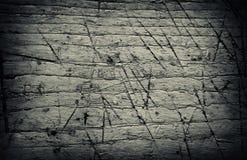 Textura de madeira do scrach Fotografia de Stock