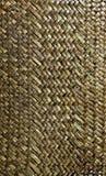 Textura de madeira do Weave Imagem de Stock