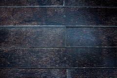 Textura de madeira e fundo do marrom escuro Imagem de Stock