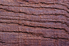 Textura de madeira envelhecida Fotografia de Stock