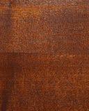 Textura de madeira envernizada escura Fotos de Stock