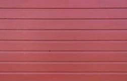 Textura de madeira escandinava em 3 falun-vermelhos - textura - fundo & x28; cidade velha histórica de Porvoo, Finland& x29; Fotos de Stock Royalty Free