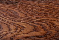 Textura de madeira escura Fotos de Stock