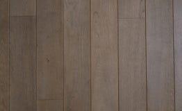 Textura de madeira escura de Parket Fotos de Stock