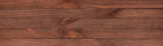 Textura de madeira escura Painéis de madeira velhos escuros do fundo imagem de stock