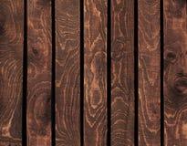 Textura de madeira escura Textura da madeira do vintage Foto de Stock Royalty Free