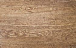Textura de madeira estratificada na luz - tons marrons Fotos de Stock