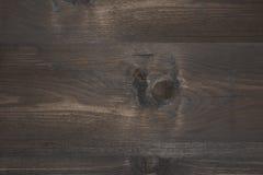 Textura de madeira, fundo da obscuridade do quadro-negro Fotos de Stock