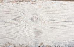 Textura de madeira, fundo de madeira branco Imagens de Stock
