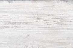 Textura de madeira, fundo de madeira branco Fotografia de Stock Royalty Free