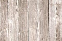 Textura de madeira, fundo Textured de madeira claro, pranchas da grão Fotografia de Stock