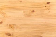 Textura de madeira incolor do painel da tabela Imagem de Stock