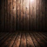 A textura de madeira marrom Imagem de Stock Royalty Free