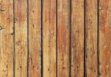 A textura de madeira marrom foto de stock