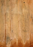Textura de madeira marrom envelhecida velha do fundo das pranchas Foto de Stock