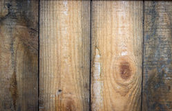 Textura de madeira painéis velhos do fundo Imagem de Stock