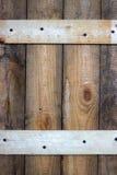 Textura de madeira painéis velhos do fundo Fotos de Stock