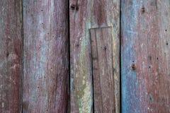 Textura de madeira painéis velhos do fundo Foto de Stock Royalty Free