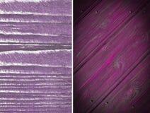 Textura de madeira, parede Fotos de Stock Royalty Free