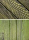 Textura de madeira, parede Foto de Stock