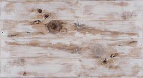 Textura de madeira pintada Foto de Stock