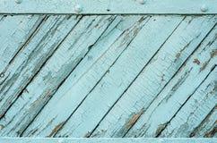Textura de madeira pintada da prancha foto de stock royalty free