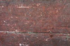 Textura de madeira pintada da prancha imagens de stock royalty free
