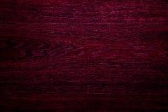 Textura de madeira pintada roxa do teste padrão fotografia de stock