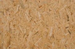 Textura de madeira pressionada do painel Imagem de Stock