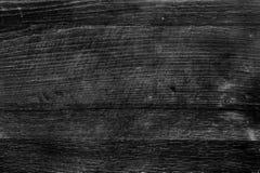 Textura de madeira preta 1 Imagem de Stock Royalty Free