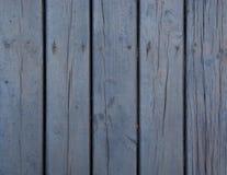 Textura de madeira preta do fundo das pranchas Fotos de Stock