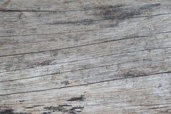 Textura de madeira preto e branco Fotografia de Stock Royalty Free