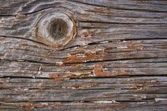 Textura de madeira rachada velha da prancha Fotografia de Stock Royalty Free