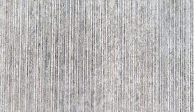 Textura de madeira regular com linhas verticais Fundo de madeira cinzento sutil para a bandeira natural Foto de Stock Royalty Free