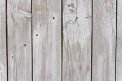 Textura de madeira resistida Foto de Stock Royalty Free