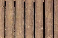 Textura de madeira rústica velha do fundo da prancha Foto de Stock