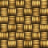 Textura de madeira sem emenda da casca da quadriculação Foto de Stock