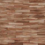 Textura de madeira sem emenda, marrom escuro Imagem de Stock Royalty Free