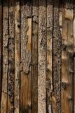 Textura de madeira suja velha da parede da placa do celeiro Foto de Stock Royalty Free
